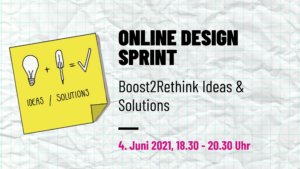 Online Design Sprint Workshop mit Chantal Schmelz